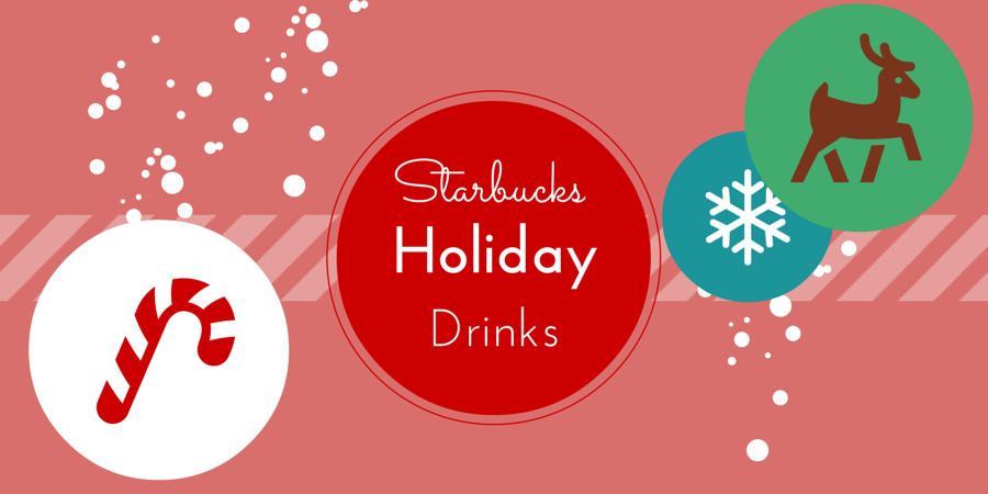 Starbucks Holiday Drink Review 2014