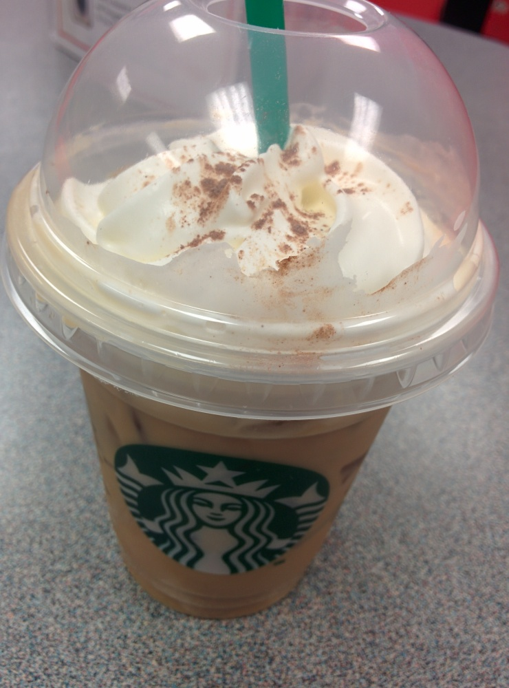 Starbucks Tiramisu Latte Review